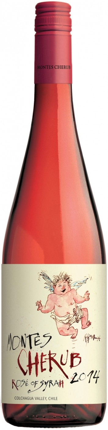 Montes, Cherub, Rose of Syrah