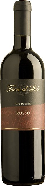 Cantine Due Palme Terre al Sole Rosso VdT