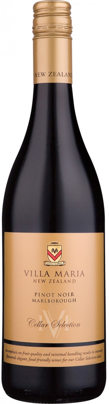 Villa Maria, Cellar Selection, Pinot Noir