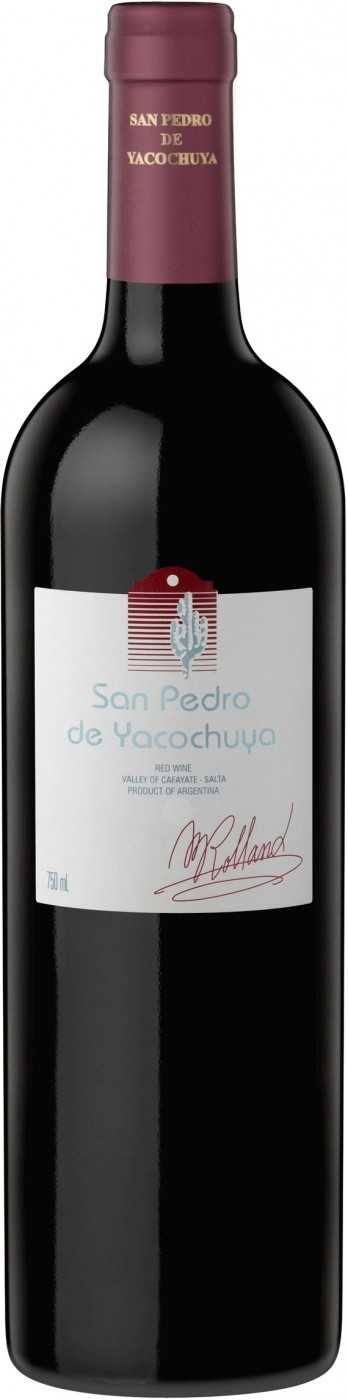 San Pedro de Yacochuya, Rolland Collection, Red