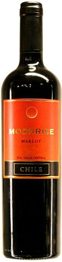 Moonrise Merlot Valle Central