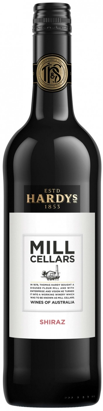 Hardys, Mill Cellars, Shiraz