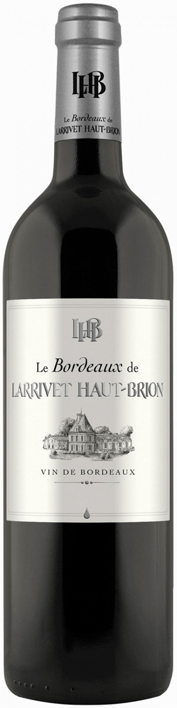 Le Bordeaux de Larrivet Haut-Brion Rouge Bordeaux AOP
