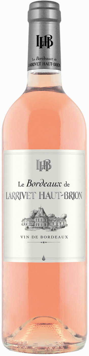 Le Bordeaux de Larrivet Haut-Brion Rose Bordeaux AOP