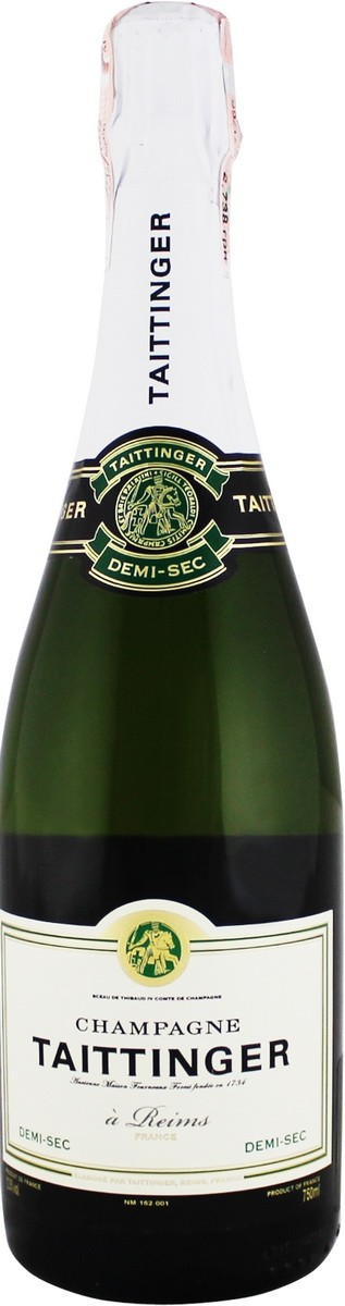 Taittinger, Demi-Sec