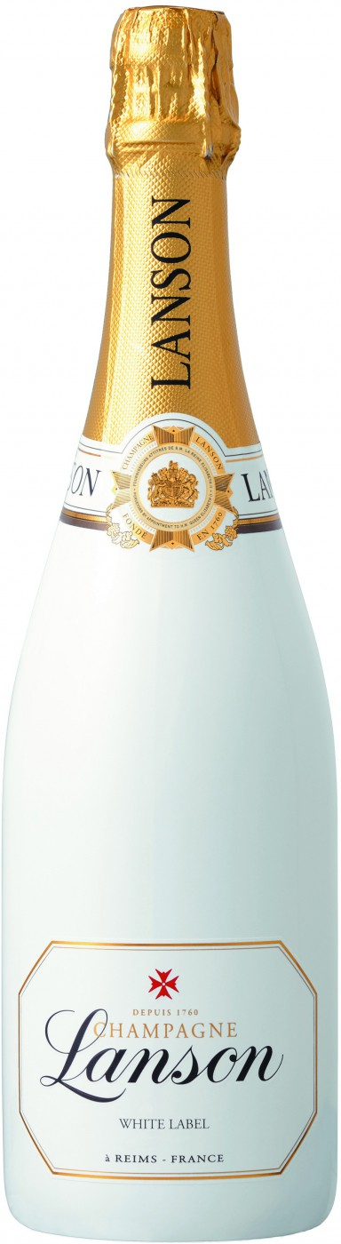 Lanson White Label | Лансон Уайт Лейбл 750 мл