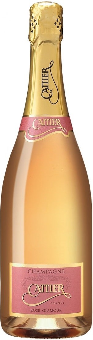 Cattier Glamour Rose Champagne AOC