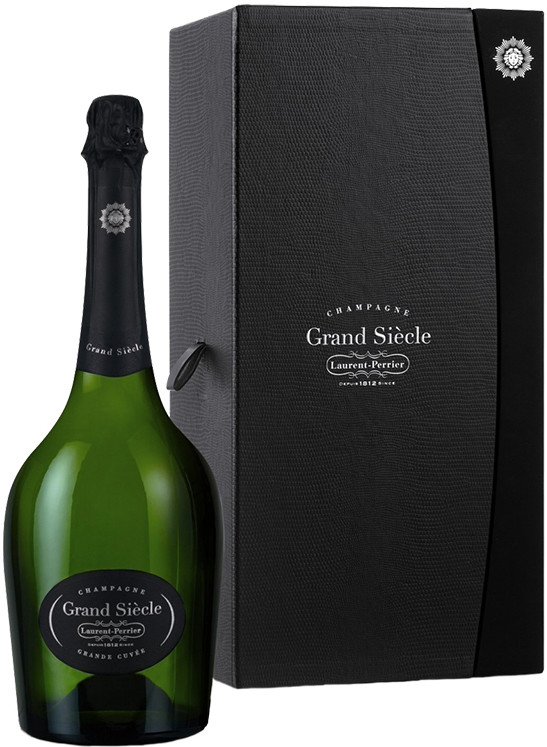 Laurent-Perrier, Grand Siecle, gift box