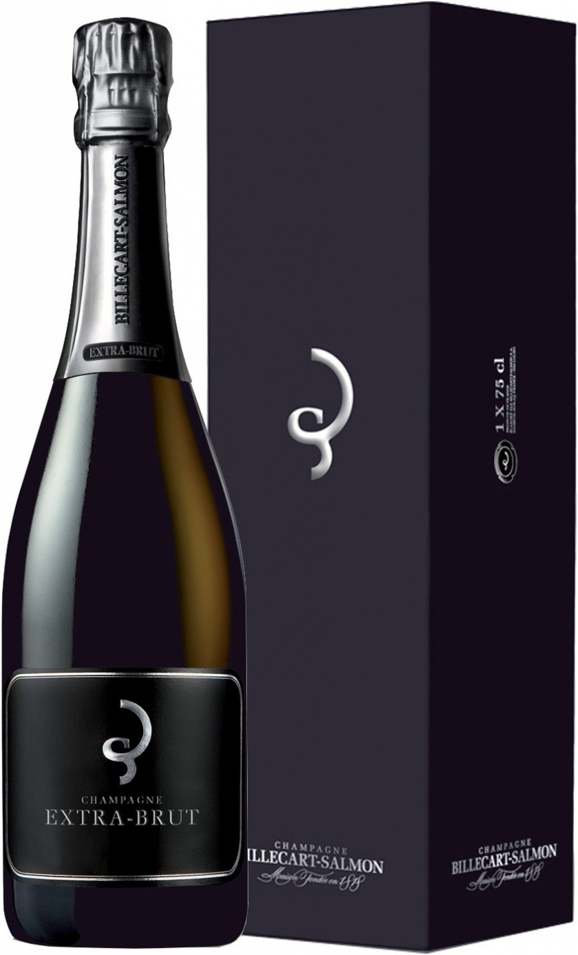 Billecart-Salmon, Extra Brut, gift box