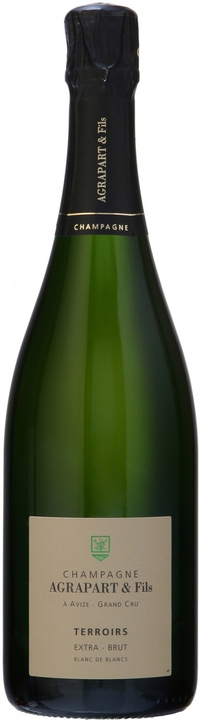 Agrapart Terroirs Extra Brut Blanc de Blancs Grand Cru Champagne