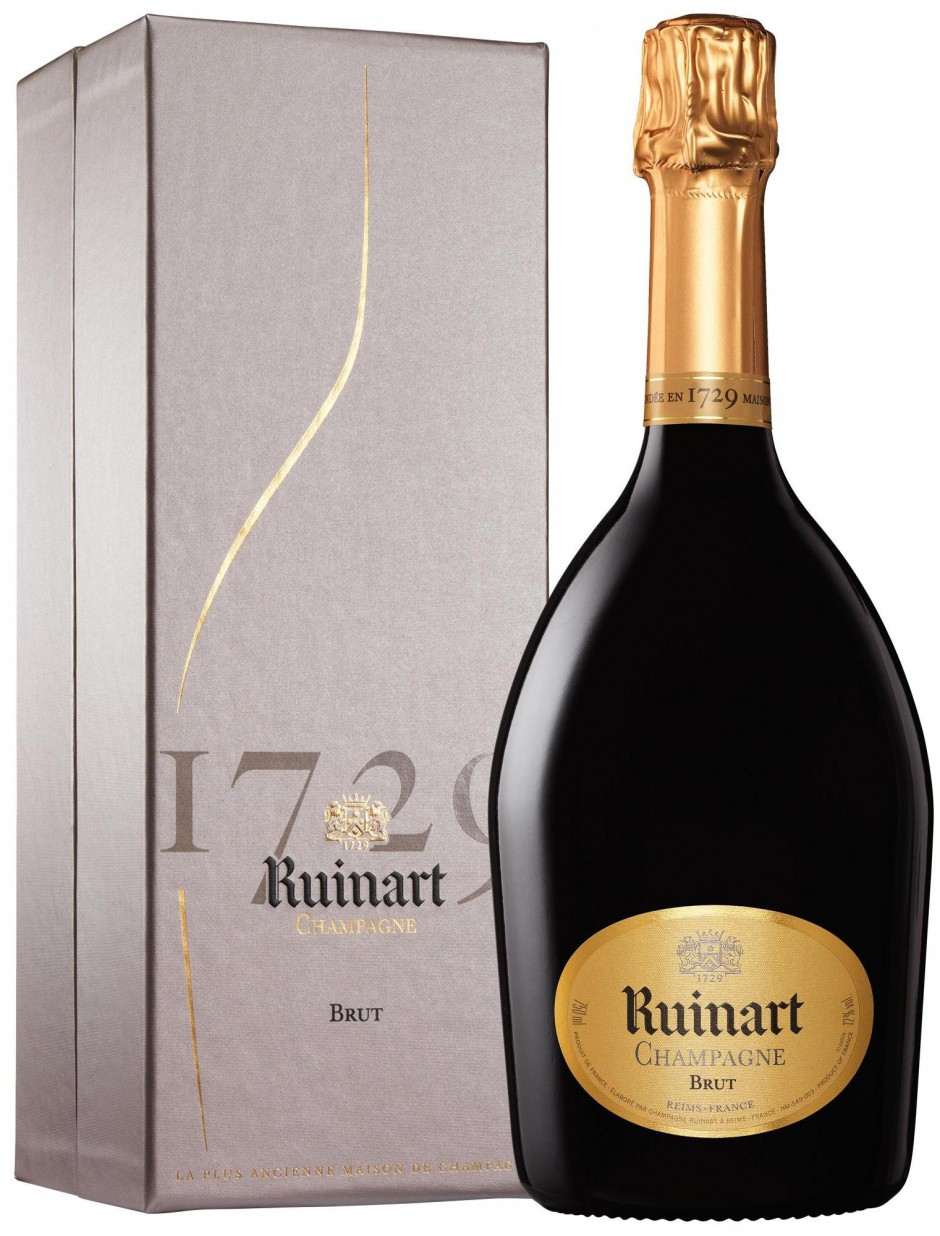 R de Ruinart Brut in gift box