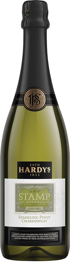 Hardy`s, Stamp, Sparkling, Chardonnay Pinot Noir