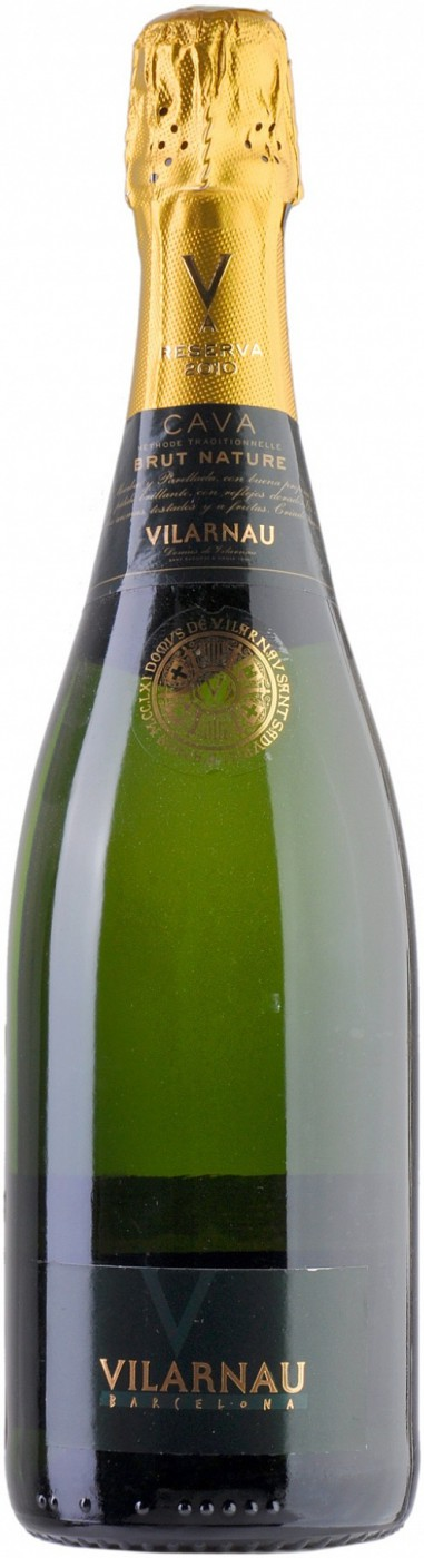 Wine Vilarnau Brut Nature Reserva Cava DO
