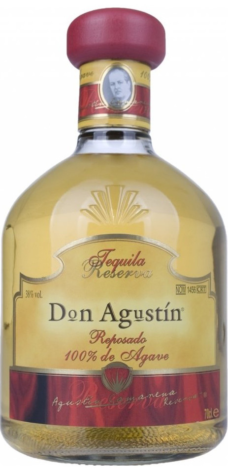 Don Agustin Reposado 750 мл