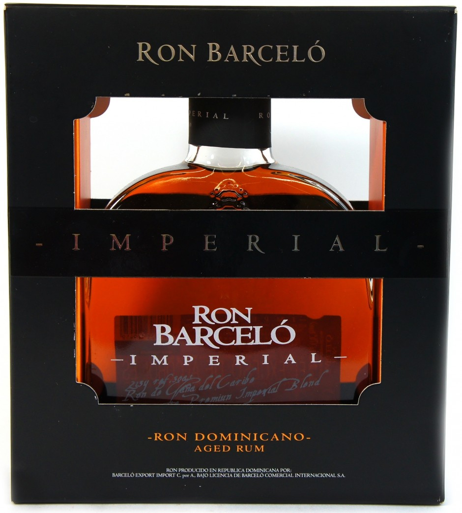 Ron Barcelo, Imperial, gift box | Рон Барсело, Империал, п.у.