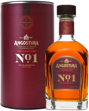 Angostura Cask Collection 1, gift tube