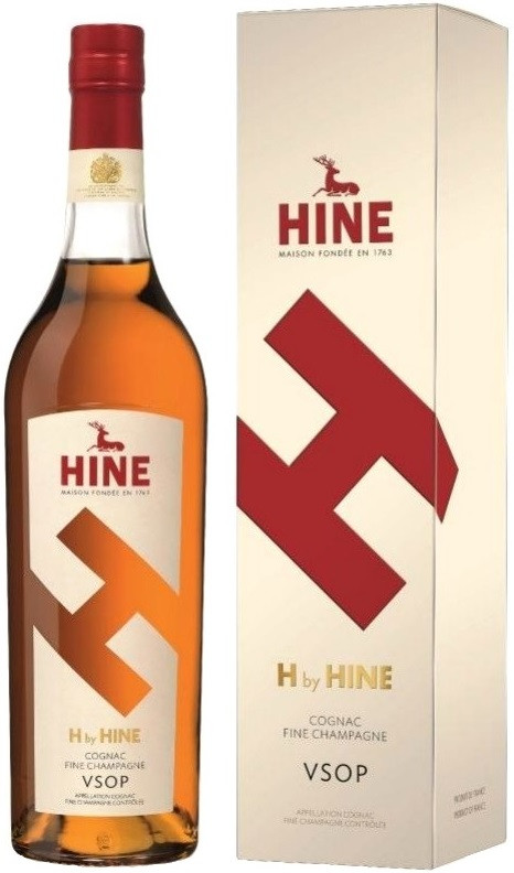 Hine, H by Hine, VSOP, gift box