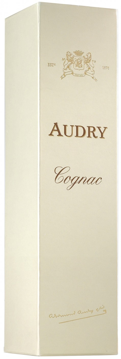 Audry Reserve Speciale Fine Champagne gift box 700 мл