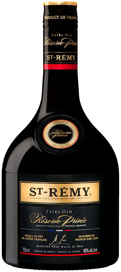 Saint-Remy Reserve Privee Extra Old gift box 700 мл