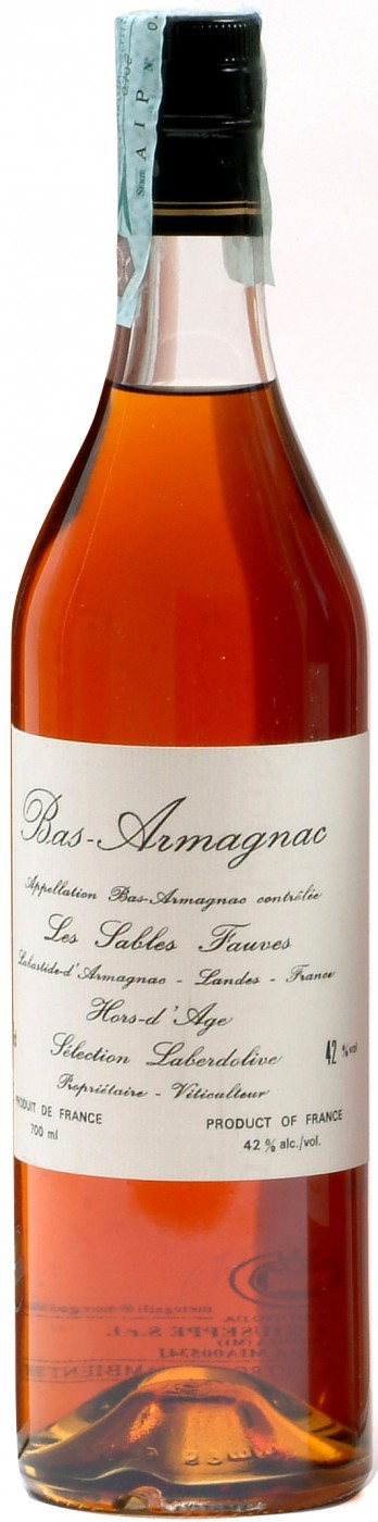 Laberdolive Bas Armagnac Hors d Age 15 years box 700 мл