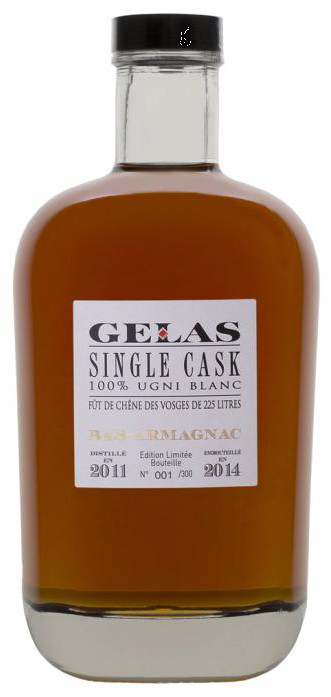 Gelas Single Cask 3 Ans gift box 700 мл