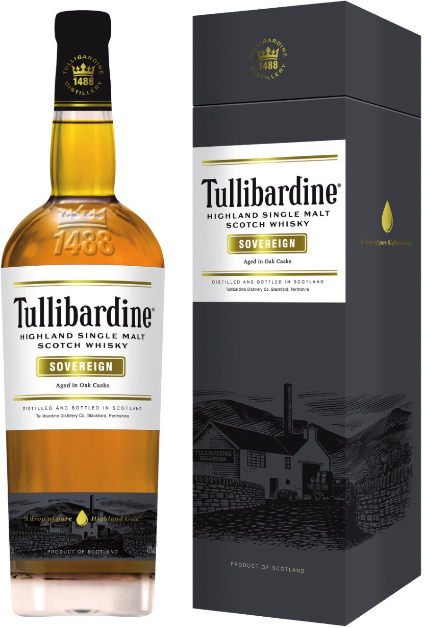 Tullibardine, Sovereign, gift box
