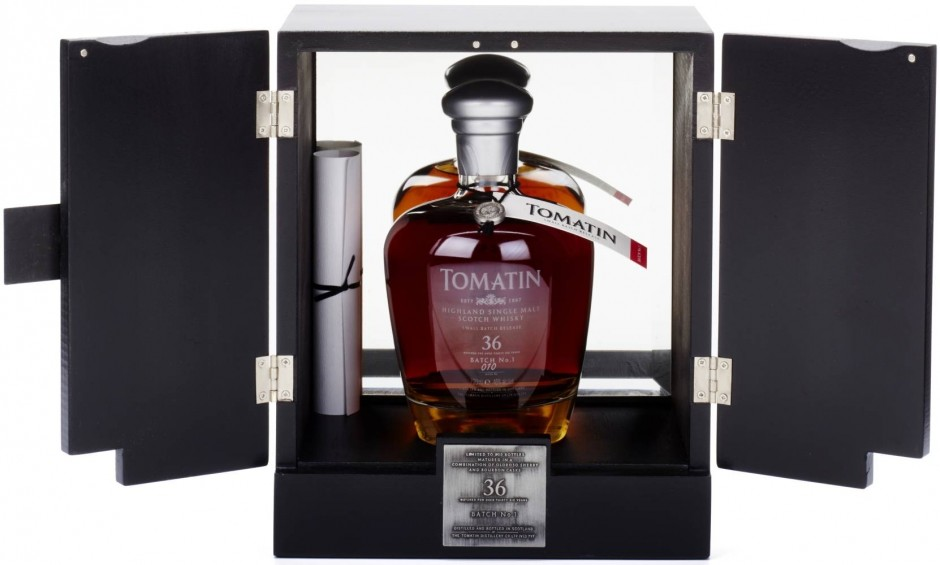 Tomatin 36 Years Old