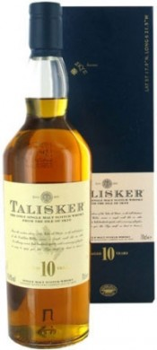 Talisker, 10 Years Old, gift box