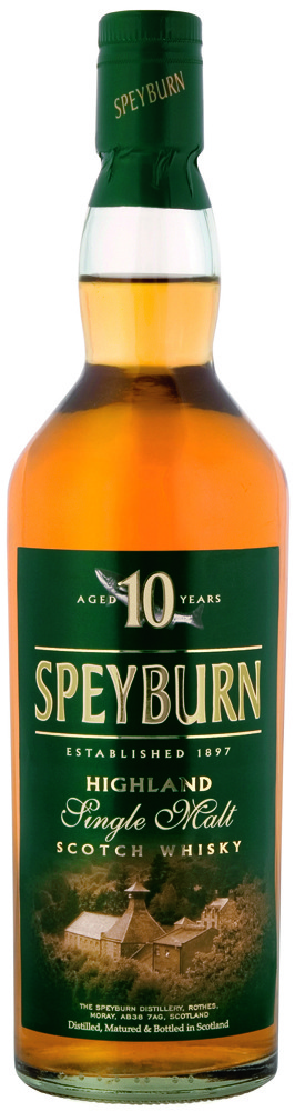 Speyburn 10 years in tube 0.7 л