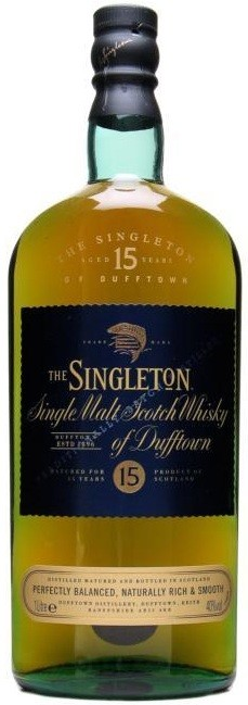 Singleton of Dufftown 15 Years Old 0.7 л