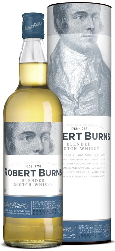 Robert Burns Blended