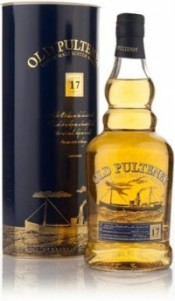 Old Pulteney 17 yo, tube
