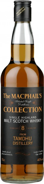 MacPhails Collection from Tamdhu 8 years old gift box 0.7 л