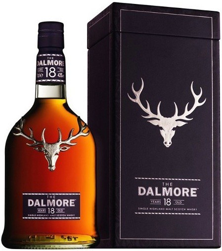 Dalmore, 18 Years Old, gift box