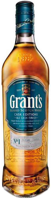 Grant s Ale Cask Finish 0.75 л
