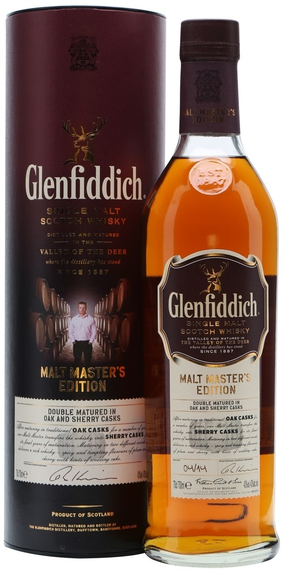 Glenfiddich Masters Edition Sherry Cask