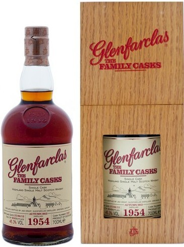 Glenfarclas Family Casks in gift box 0.7 л