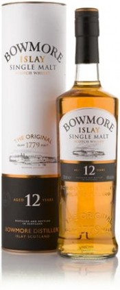 Bowmore, 12 Years Old, gift box