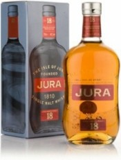 Isle Of Jura 18 years old gift box 0.7 л