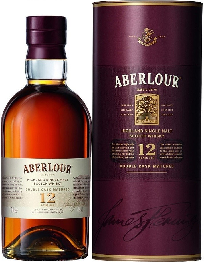 Aberlour, 12 Years Old, in tube