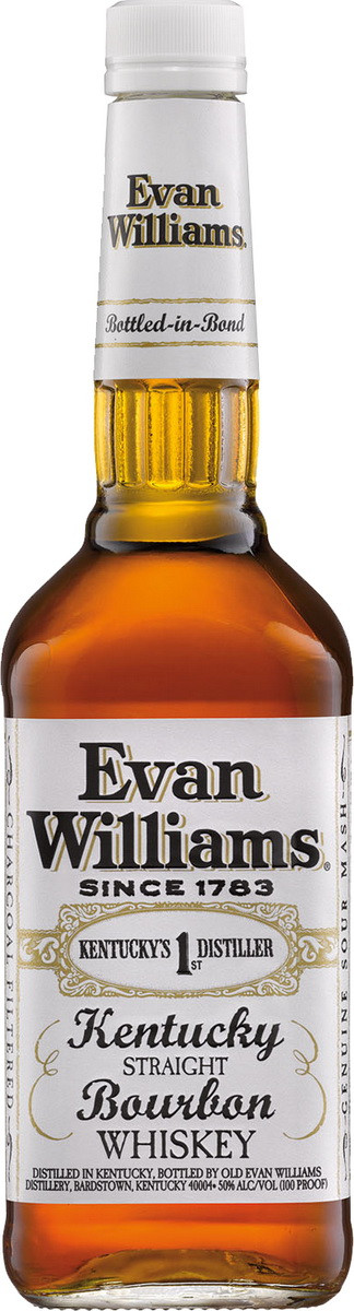 Evan Williams, Bottled-in-Bond