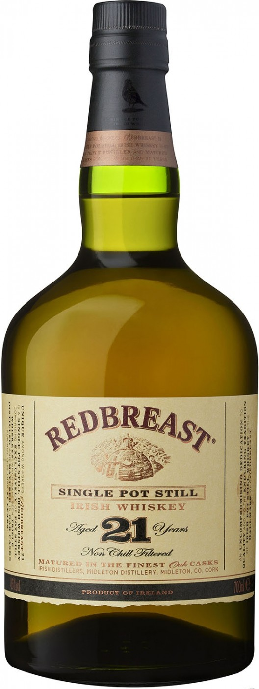 Redbreast 21 Years Old gift box 0.7 л