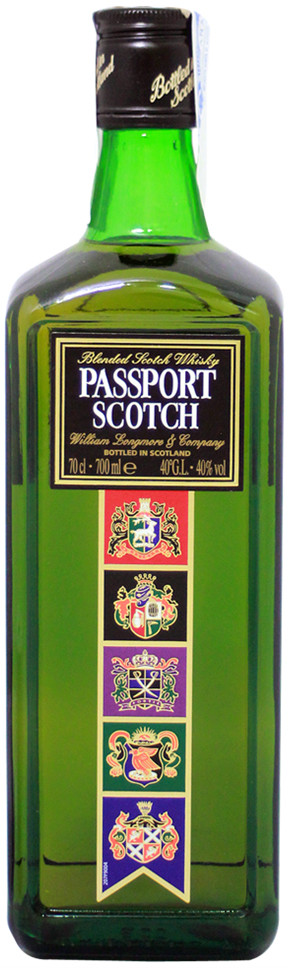 Passport Scotch 0.7 л