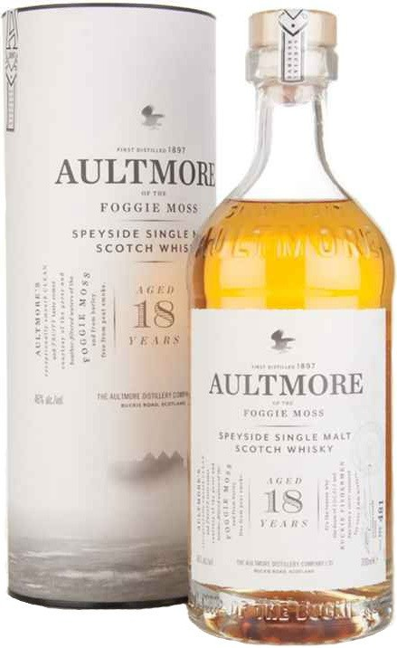 Aultmore, 18 Years Old, in tube