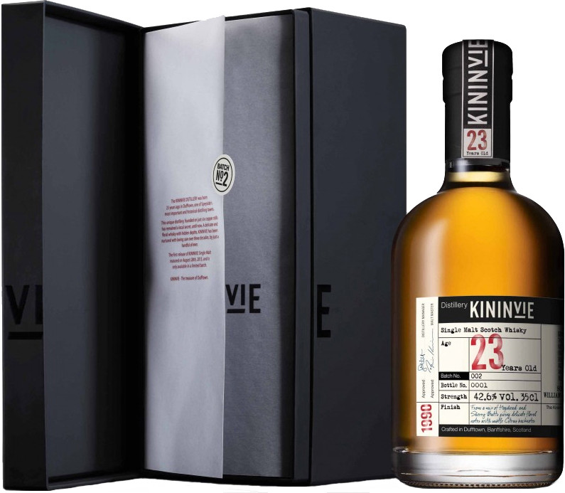 Kininvie, 23 years old, gift box
