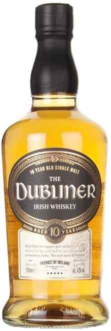 The Dubliner 10 YO Single Malt Irish Whiskey 0.7 л