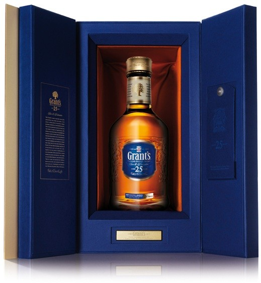 Grant`s, 25 Years Old, gift box