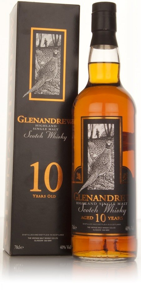 Glenandrew 10,yo gift box