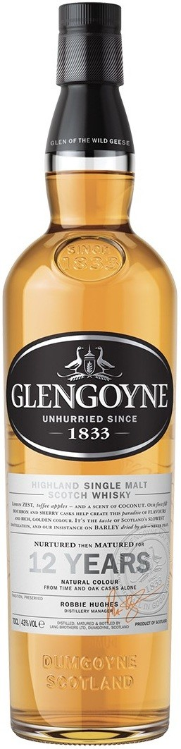 Glengoyne, 12 Years Old, gift box
