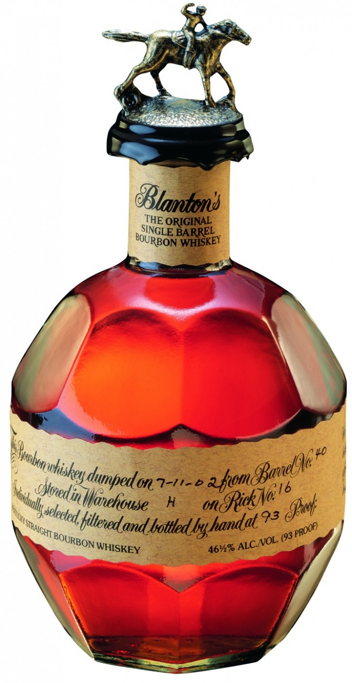 Blanton`s, Original, gift box | Блэнтон`с, Ориджинал, п.у.